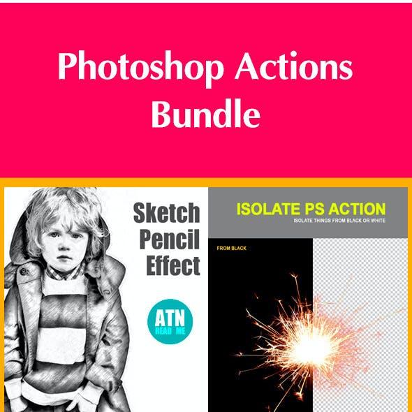 Photoshop Action Bundle
