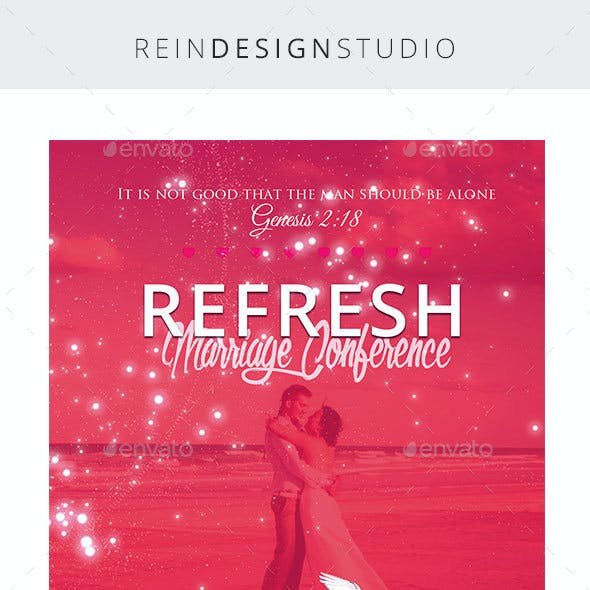 Refresh Marriage Conference