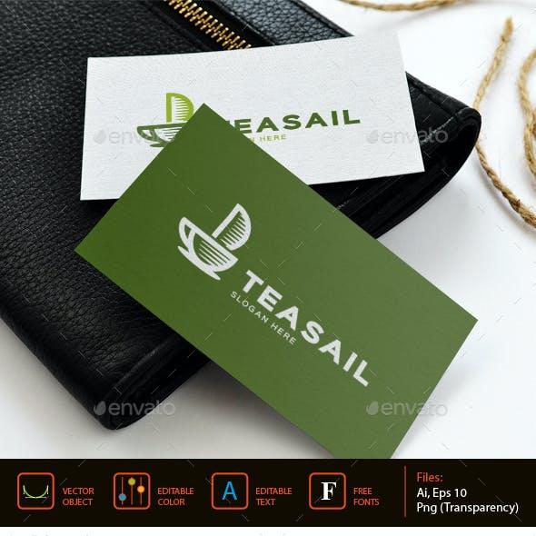 Tea sail logo