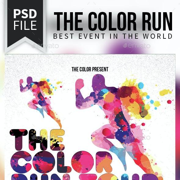 The Color Run Tour