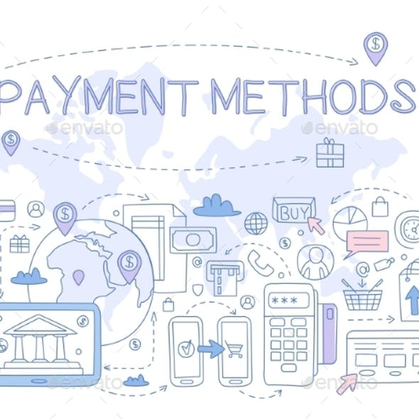 Payment Methods Infographic