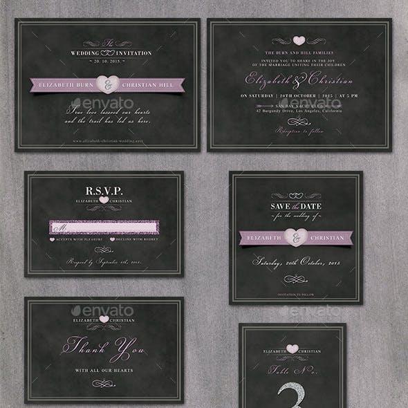 Vintage Love Wedding Package
