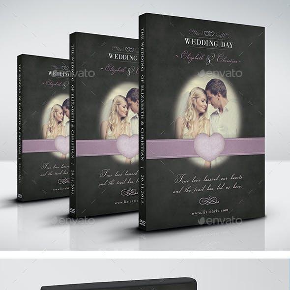 Vintage Wedding DVD Cover
