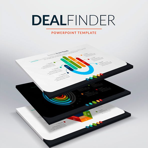 Deal Finder | Powerpoint Template