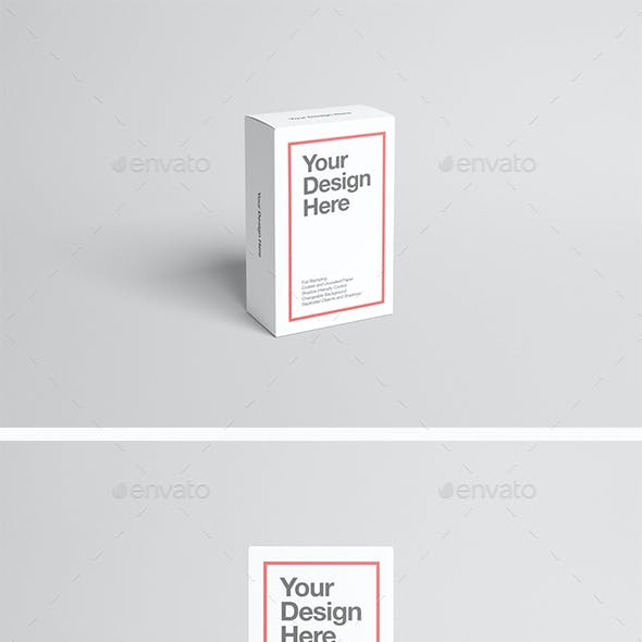 Box / Packaging Mock-Up