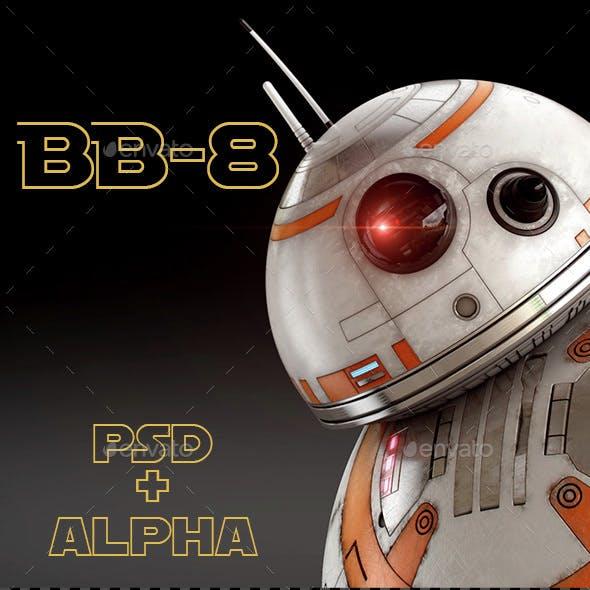 BB-8 Renders
