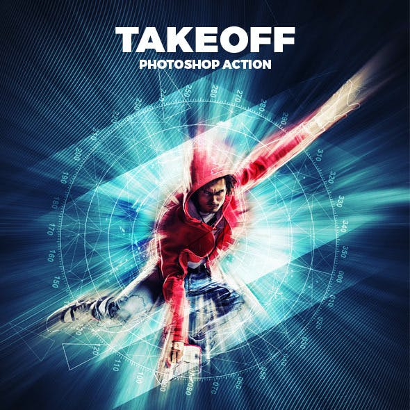 Take Off Action