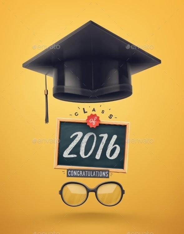 Class Of 2016 - Miscellaneous Conceptual