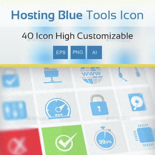 Blue Hosting Tools icon