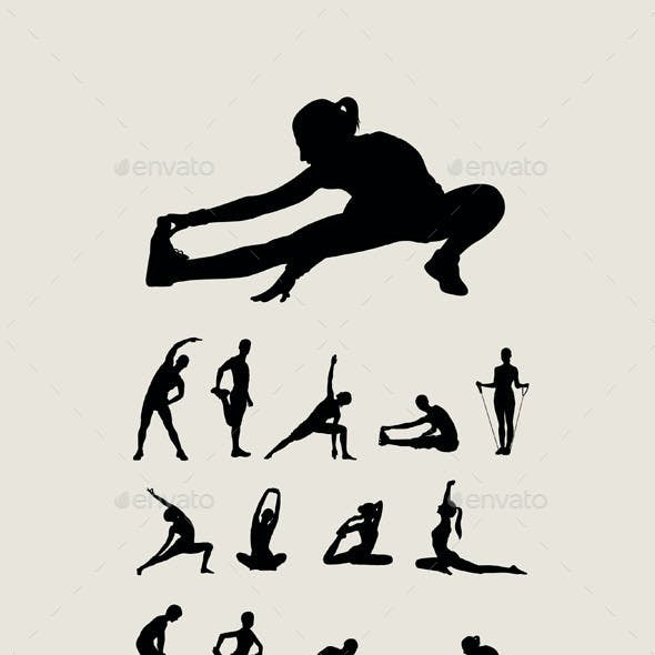 Stretching Silhouettes