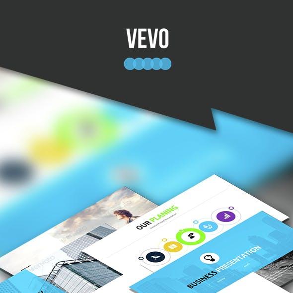 VEVO - Powerpoint Business Presentation