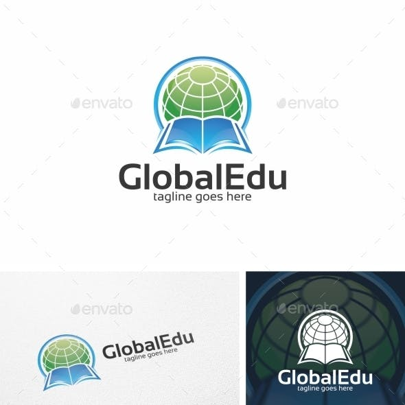Global Edu / Education - Logo Template