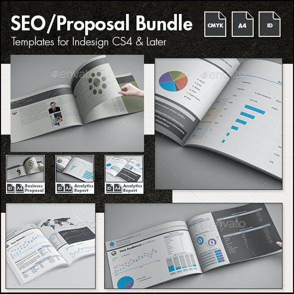 SEO - Business Proposal Templates Bundle