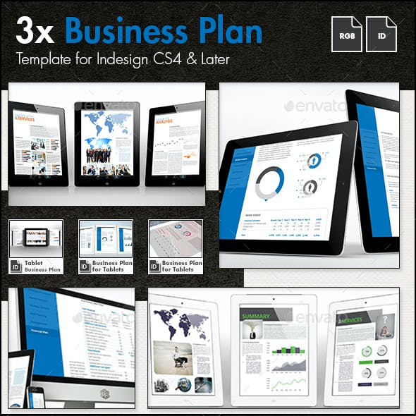 Business Plan for Tablets - The Bundle