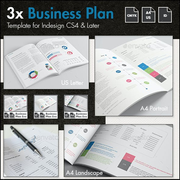 Business Plan Evolved - The Template Bundle
