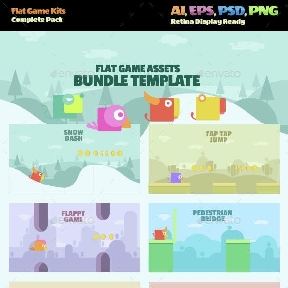 Flat Game Kit