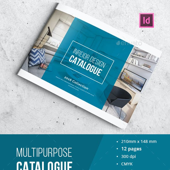 Minimal A5 Catalogue 02