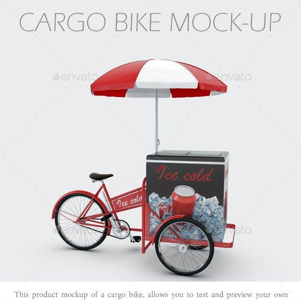 Cargo Bike Mock-Up