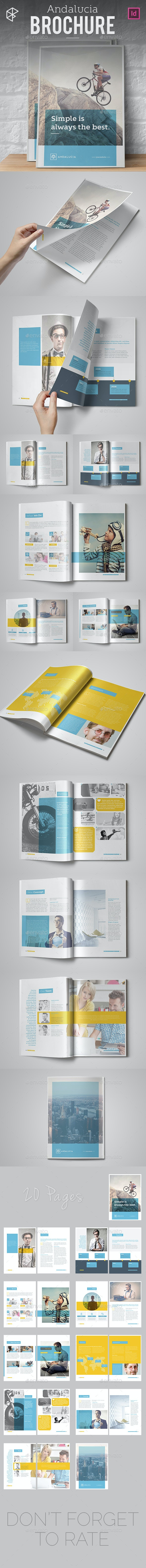 15 Best Brochure Templates  for February 2019