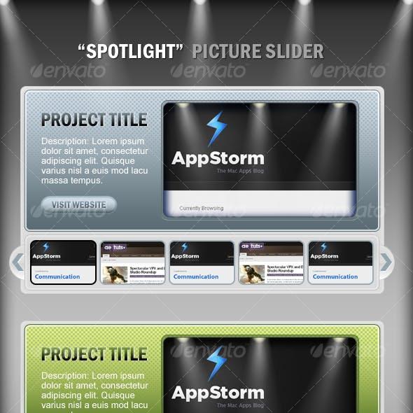 Spotlight Classic Corporate Style Thumbail Slider