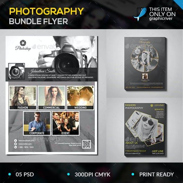 Photography Flyer Bundle