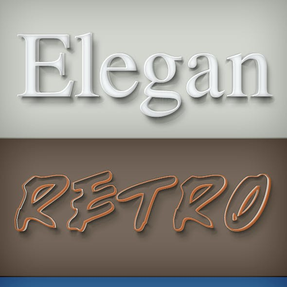 Elegant Styles Vol 003