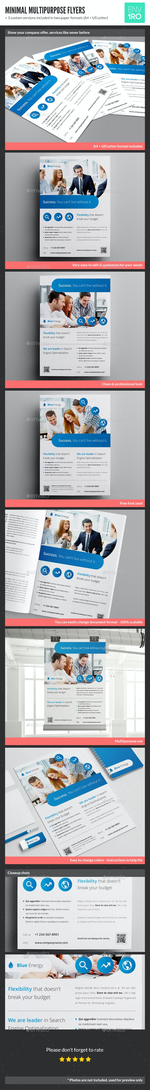 Business / Corporate Flyers vol. 9 - Corporate Flyers
