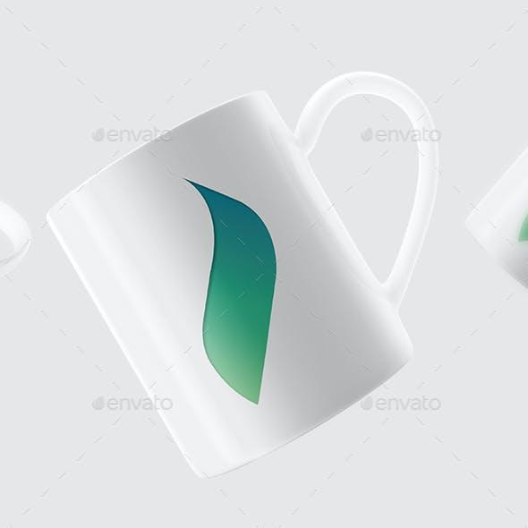 Mug Mock Up - White Mug
