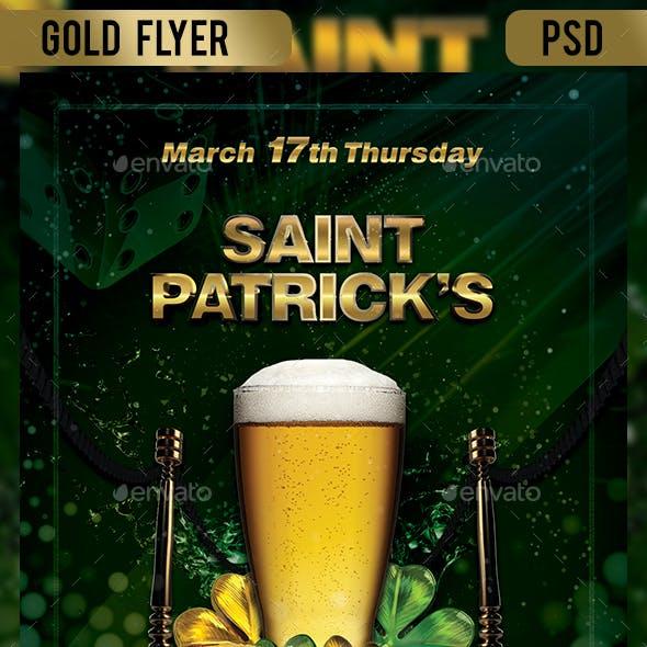 St. Patrick's Flyer
