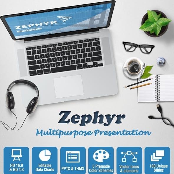Zephyr Powerpoint Presentation