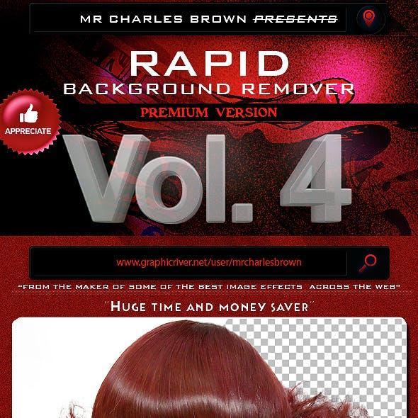 Rapid Background Remover v4