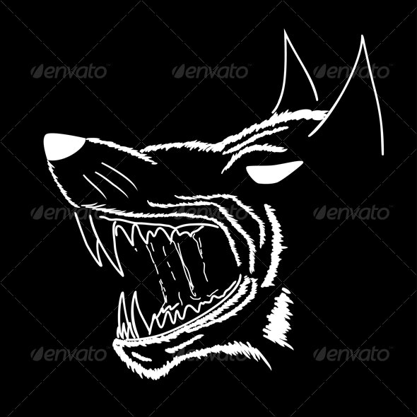 The Grin of Werewolf - Monsters Characters