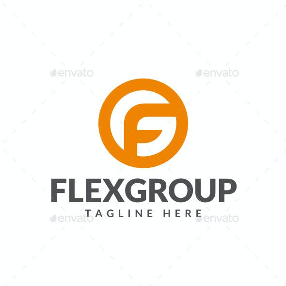 Flex Group - F G Logo