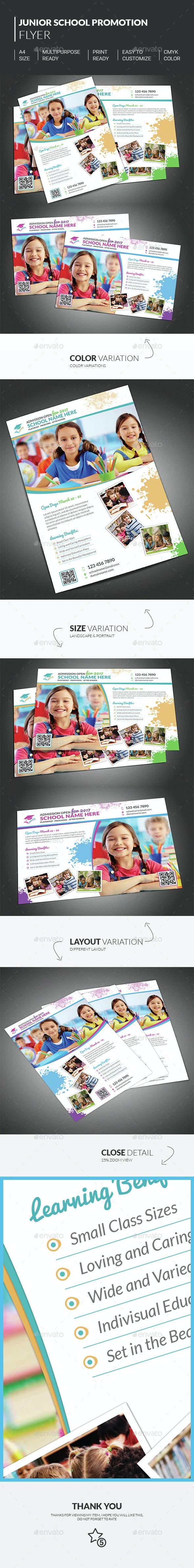 School Flyer - Corporate Flyers