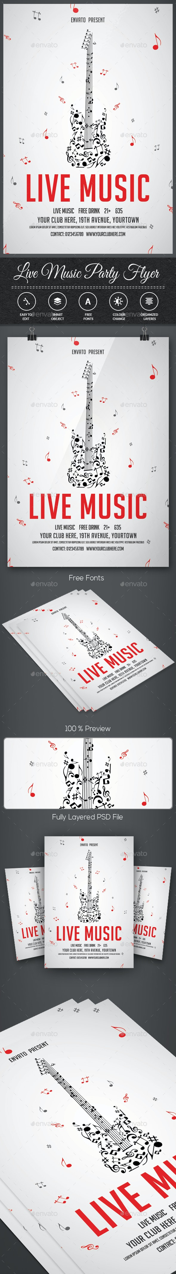 Live Music - Concerts Events