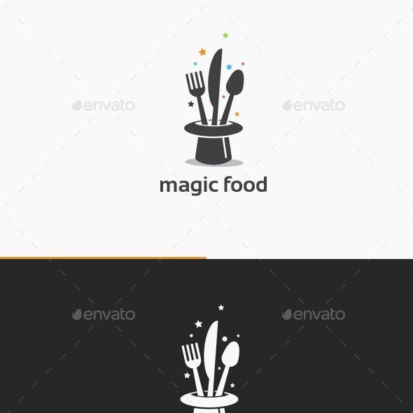 Magic Food Logo