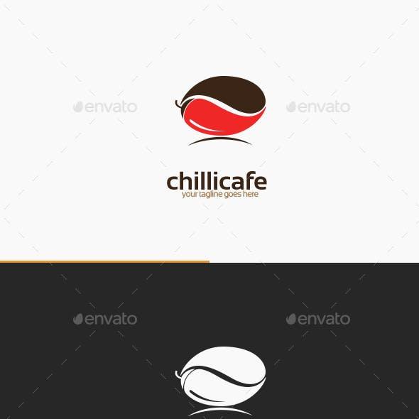 Spicy Coffee Shop Logo