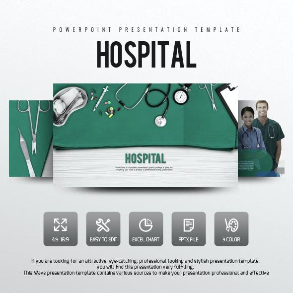 Hospital Presentation Template