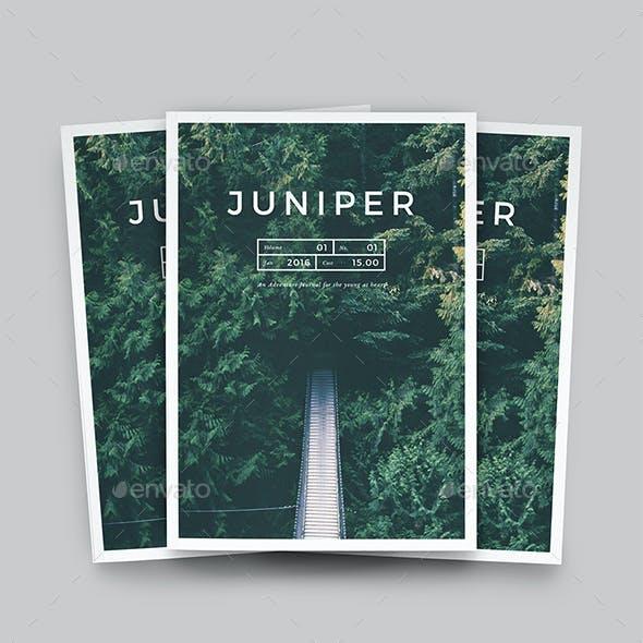 Juniper Magazine / Portfolio