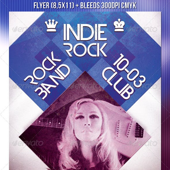 Indie Rock Party