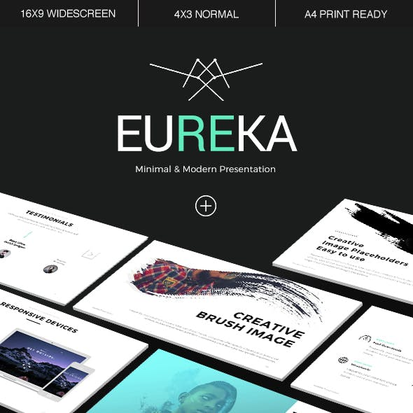 Eureka Minimal Point Template