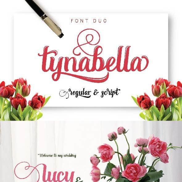 Tynabella Font Duo