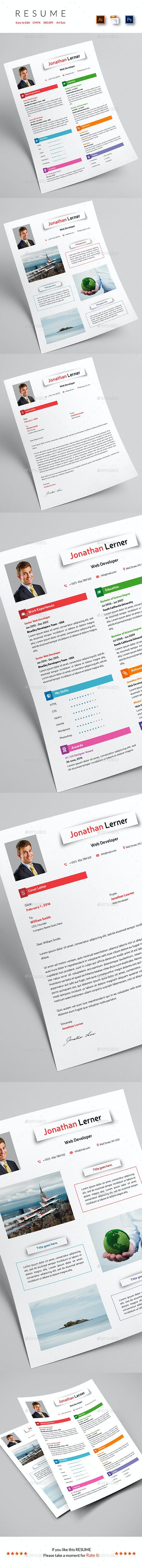 Resume + Portfolio - Resumes Stationery