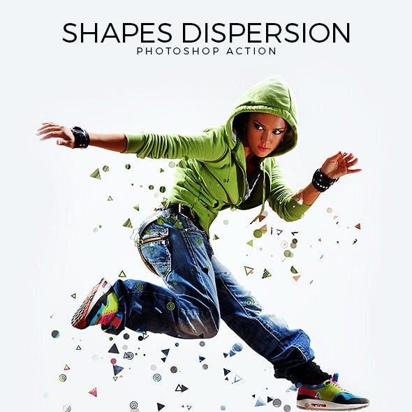 Shapes Dispersion Action