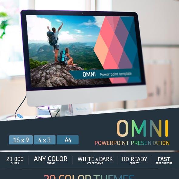 Omni - Powerpoint presentation