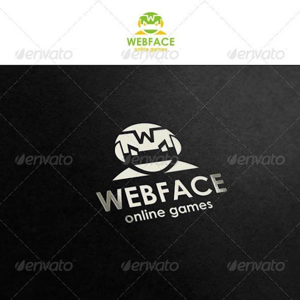 WebFace - Illustrative Logo for Your Business