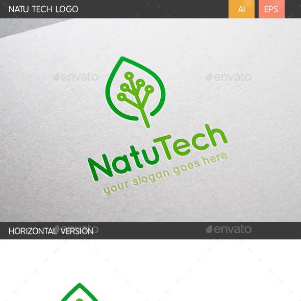 Natu Tech Logo