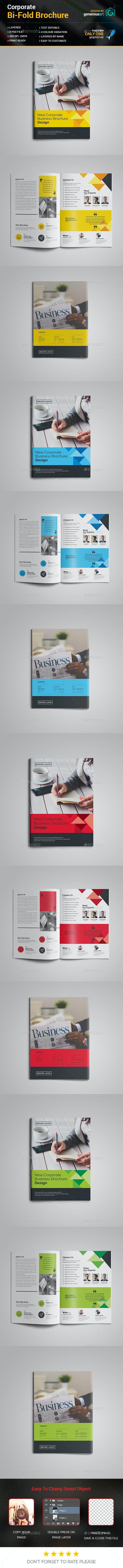 Bi-Fold Business Brochure_2 - Corporate Brochures