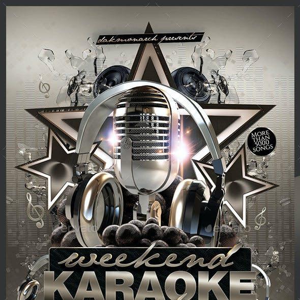 Weekend Karaoke Night