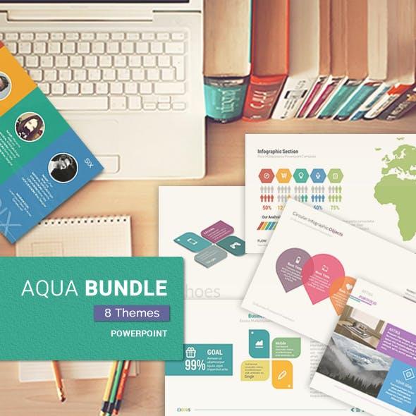 Aqua Bundle - 8 in 1